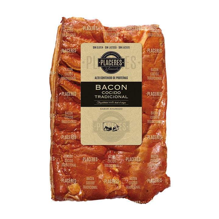 TRADITIONAL COOKED BACON