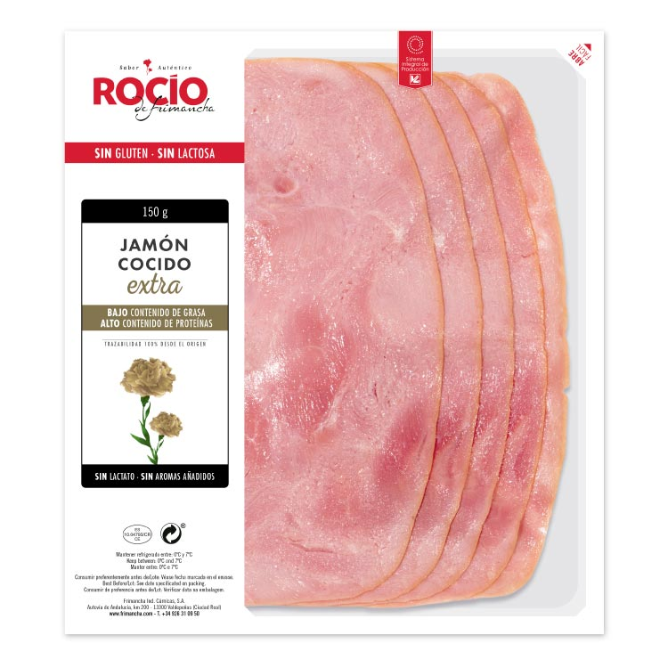 EXTRA COOKED HAM L-150g EAP